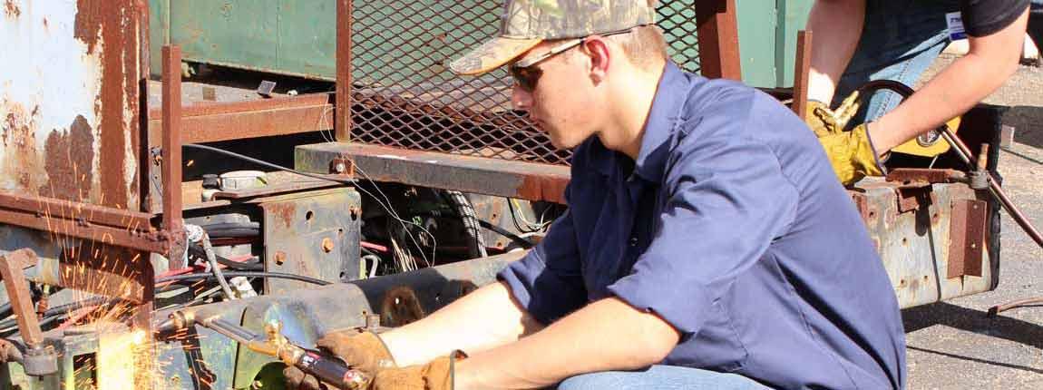 welding at FMTC