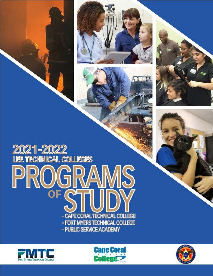 2021-2022 Programs of Study Brochure